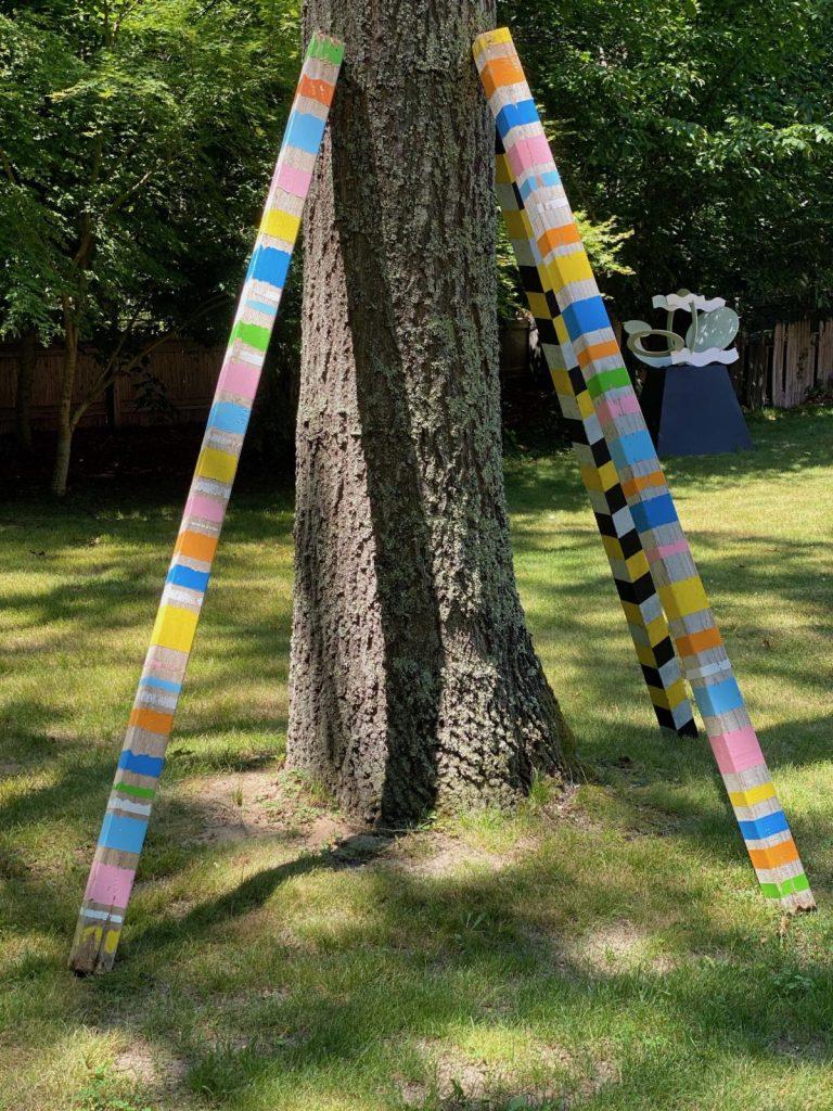 Peter Dayton ~ Big Sticks